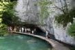 Chodník do jaskyne - Poklad na striebornom jazere a jaskyňa pri jazerách