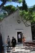 Kostol Brela - Kostolík v prímorskom meste Brela na Makarskej Riviére