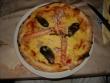 pizza frutti di mare Hrvatska - večera v reštaurácii pri mori