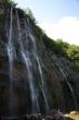 Vodopád na Plitviciach - pri dolých jazerách, big waterfall, alebo chorvátsky velki slap