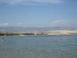 Zátoka pri Zrče - Vďaka zátoke v ktorej sa nachádza pláž Zrče je tam more pokojné a voda príjemne zohriata